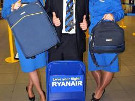 ryanair teste le transfert de bagages air journal. Black Bedroom Furniture Sets. Home Design Ideas