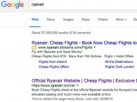 air-journal_Ryanair edreams google