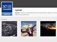 air-journal_Ryanair instagram