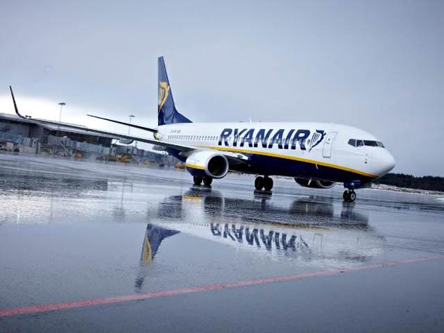 Ryanair : 3,5 millions de passagers transportés en cette période de fêtes
