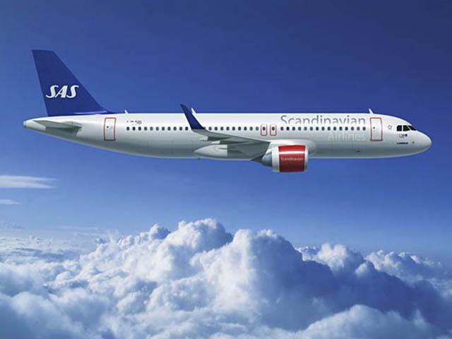 air-journal_SAS Scandinavian A320neo