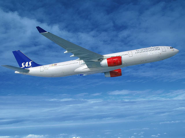 air-journal_SAS Scandinavian A330-300