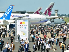air-journal_Salon du Bourget@Boeing
