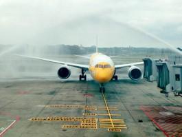 air-journal_Scoot 787-9 arrive Singapour