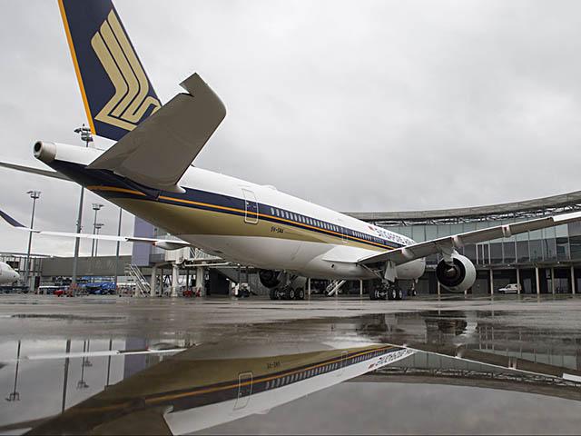 air-journal_Singapore Airlines A350-900 livraison6