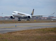 air-journal_Singapore Airlines A350-900 premier volB