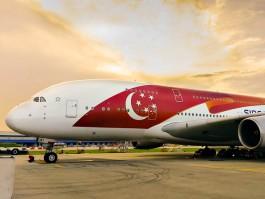 air-journal_Singapore Airlines A380 SG50