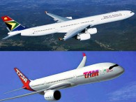 air-journal_South African Airways TAM Brazilian