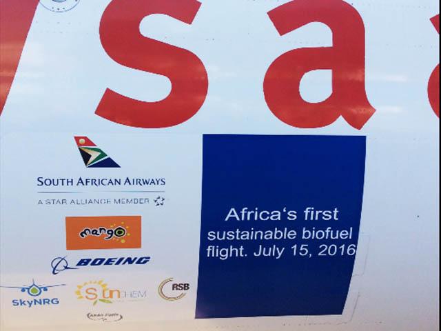 air-journal_South African Airways biocarburant