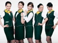air-journal_Spring Airlines uniforme
