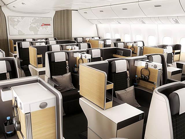 air-journal_Swiss 777-300ER Affaires