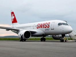 air-journal_Swiss CS100 vol vers Paris