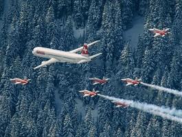 air-journal_Swiss patrouille Wengen