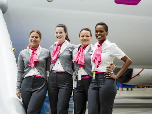 Canada Swoop Devoile Ses Uniformes Air Journal