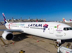 air-journal_TAM 767-300ER flamme olympique2