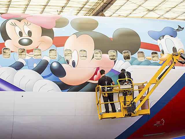 air-journal_TAM Airlines 767-300ER Disney (4)