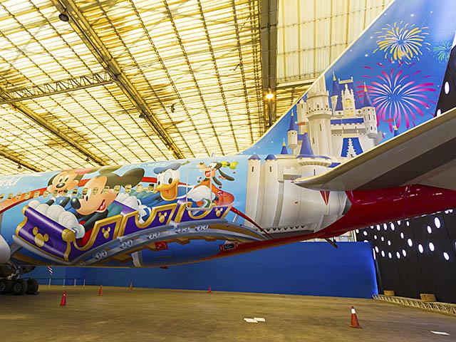 air-journal_TAM Airlines 767-300ER Disney (5)