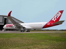air-journal_TAM Airlines A350-900 peinture