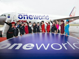 air-journal_TAM Airlines Oneworld