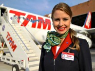 air-journal_TAM Airlines foulard brésil