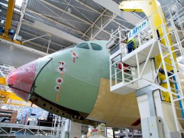 air-journal_TAM Brazilian A350 FAL