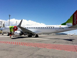 air-journal_TAP Portugal Express 1er E190