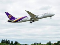 air-journal_Thai Airways 787 depart