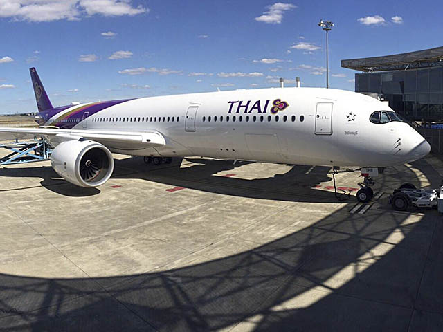 air-journal_Thai Airways A350-900 deliveryA