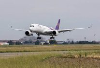 air-journal_Thai Airways A350-900 first flight2