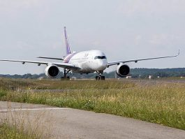 air-journal_Thai Airways A350-900 first flight3