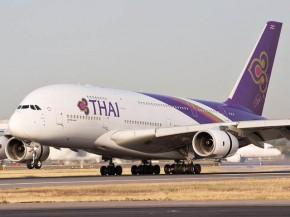 air-journal_Thai Airways A380 Heathrow