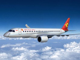 air-journal_Tianjin Airlines E190-E2