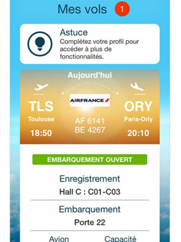 air-journal_Toulouse aeroport app mobile