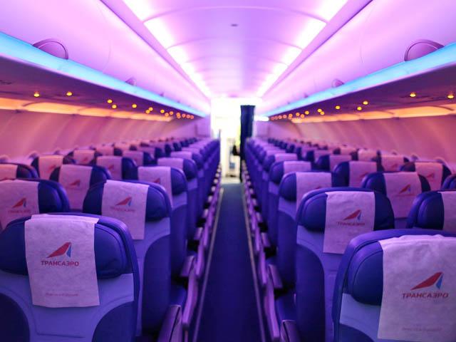 air-journal_Transaero A321 cabine