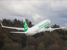 compagnie transavia airlines avions