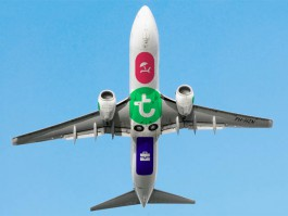 air-journal_Transavia nouvelle image©Studio Dumbar