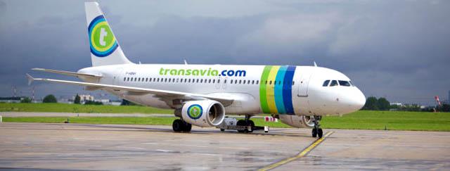 avions transavia france