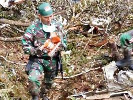 air-journal_Trigana Air Service crash boite noire@Basarnas