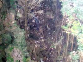 air-journal_Trigana Air Service crash site@Basarnas