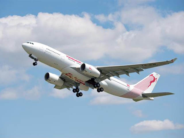 air-journal_Tunisair A330-200 vol
