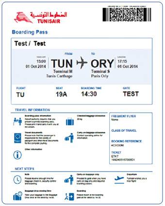 air-journal_Tunisair enregistrement en ligne