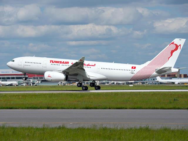 7320fc5649b2 Trafic de Tunisair   +22