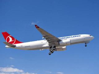 A330-200F THY taking off