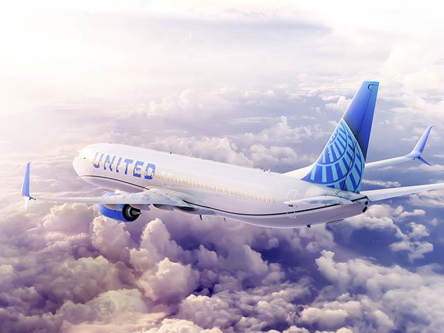 United Airlines veut plus de 737 MAX plus vite - Air-Journal