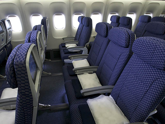 site réputé 5d7a0 9c51e United Airlines ajoute des options à sa Premium | Air Journal