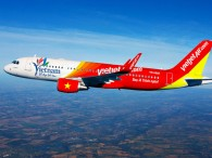 air-journal_VietJetAir A320 sharklet