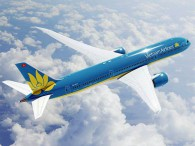 air-journal_Vietnam Airlines-787-9 over