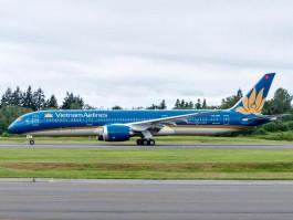 air-journal_Vietnam Airlines 787-9 premier vol