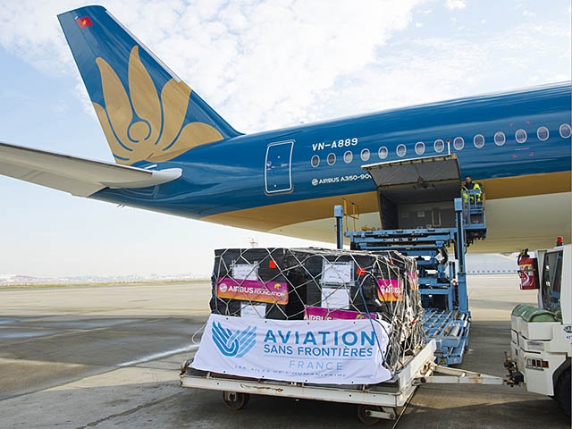 air-journal_Vietnam Airlines Airbus Foundation