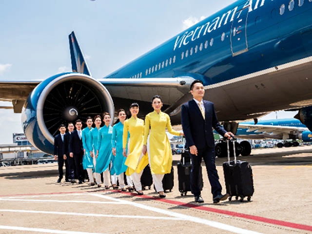 vietnam airlines roll out de l airbus a350 et uniformes
